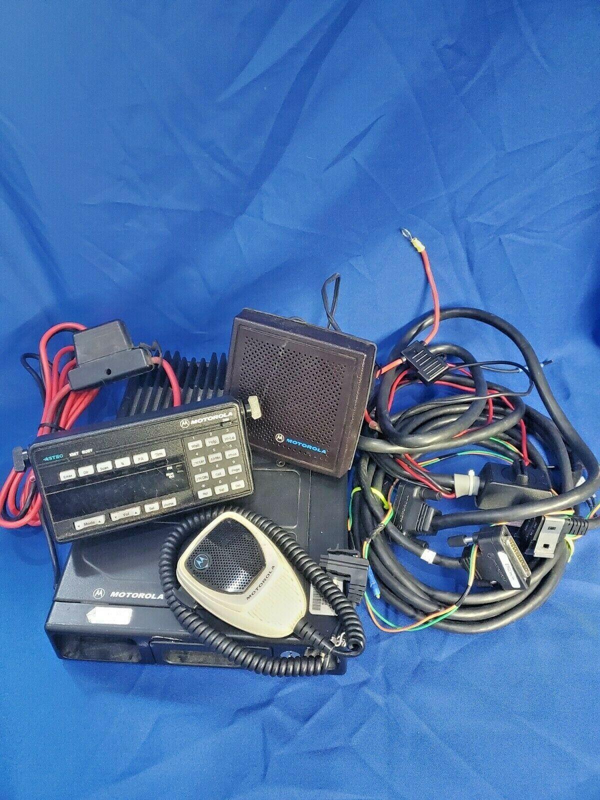 Motorola Astro Spectra Mobile Radio. Buy it now for 289.00