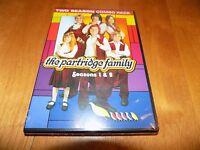 The Partridge Family Seasons 1 & 2 Two Season 4-disc Tv 60's Classic Dvd Set