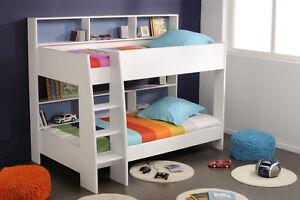 Etagenbett Für Zwei Kinder : Parisot etagenbett tam für zwei kinder weiß lis