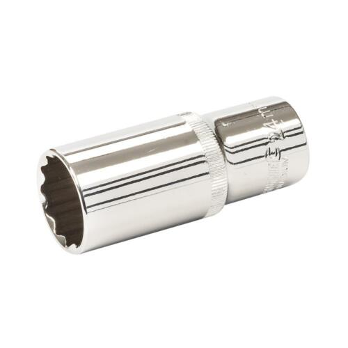 "Silverline Deep Socket 1//2/"" Drive 12pt Metric 24mm 544493"