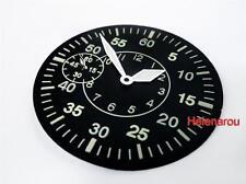 HR SUPER LUME C3 Pilot Flieger Watch B Dial 4 Hamilton 917 921 923 945 Movement
