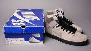 7a8b23745040 2010 Nike Dunk High Pro Sb Magnet Medium Grey US 12 DS London Paris ...