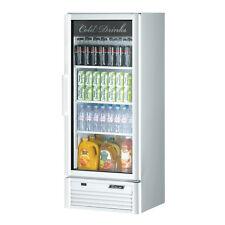 Turbo Air Tgm 12sd N6 Refrigerator 1 Door Swing Glass Merchandiser