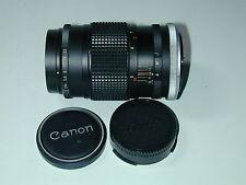 CANON objectif FL 3,5/135 mm  photo photographie 2 bouchons
