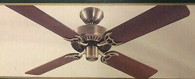 """42/"""" ceiling fan replacement blade Lt cherry//Maple 4 pk"""