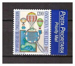 S10033-Vatican-MNH-1999-European-Council-1v