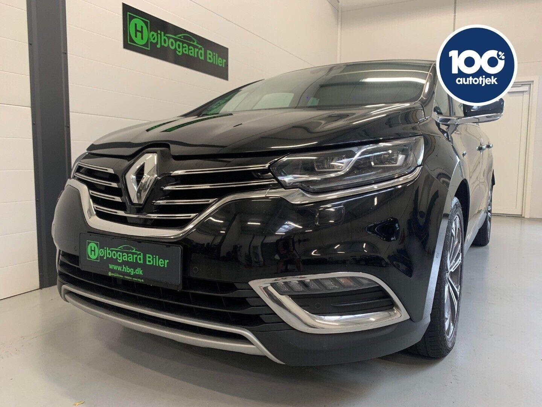 Renault Espace 1,6 dCi 130 Zen 5d