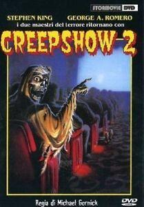 Creepshow 2 DVD Come Nuovo Romero King  Edit.