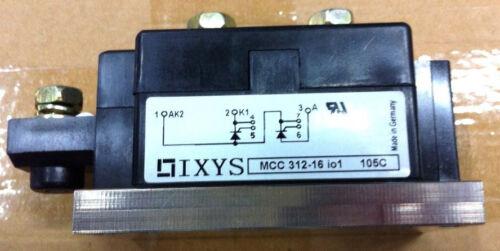 1pcs  MCC312-16IO1   IXYS THYRISTOR  MODULE