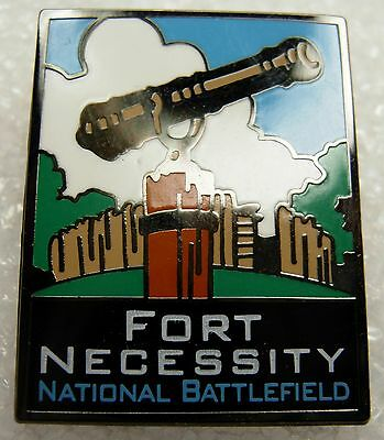 Fort Necessity National Battlefield new Hat Lapel Pin Tie Tac HP1273