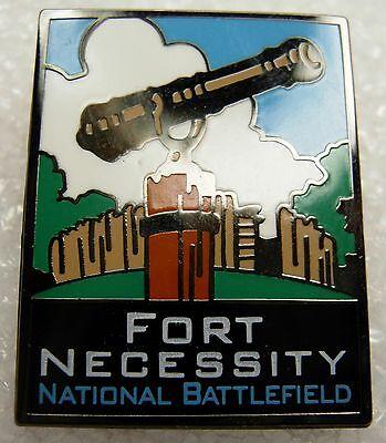 Fort Necessity National Battlefield new Hat Lapel Pin Tie Tac HP1273