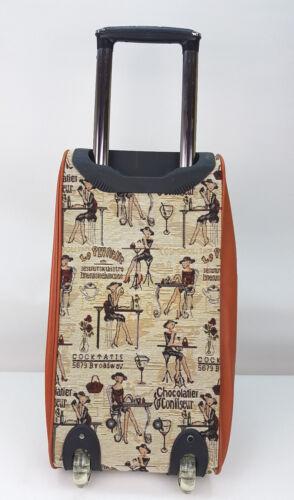 Fabric Holdall Travel Gym Sports In Flight Cabin Luggage Trolley Bag Holiday
