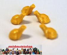 5X Lego® Frosch Gelb, Frog Yellow, 4593780, 33320, (NEU)