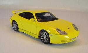 High-Speed-1-43-Porsche-911-gt3-1999-1177-color-amarillo
