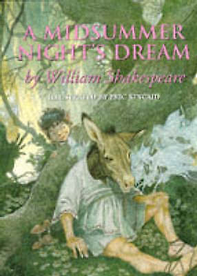 """""""AS NEW"""" A Midsummer Night's Dream, Shakespeare, William, Book"""
