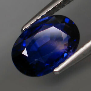 2-02Ct-Heated-Only-Top-Cornflower-Blue-Sapphire-Ceylon-Srilanka-Good-Luster