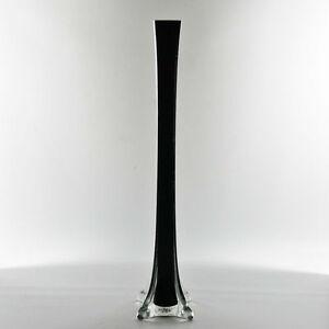 12 Pcs Black Eiffel Tower Vases 20 Quot Tall Centerpieces Vase