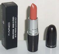 Mac Satin Lipstick - Cherish - 0.1oz Full Size / Brand Boxed