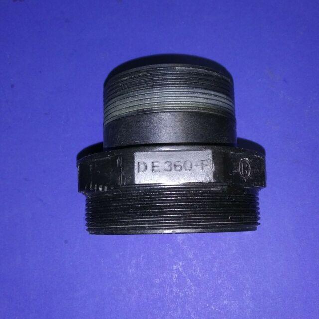 Hayward DEX360FB DE360FB MICRO CLEAR// SUPER STAR CLEAR Filter Bulkhead Fitting