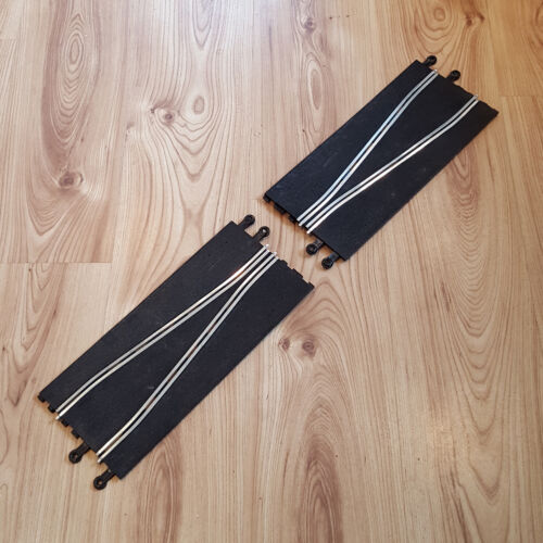 PT74 Long Straight Chicane  #E Scalextric 1:32 Classic Track