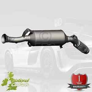 Details about Mercedes Sprinter DPF Diesel Scoot Particulate Filter Cat &  Dpf Combined