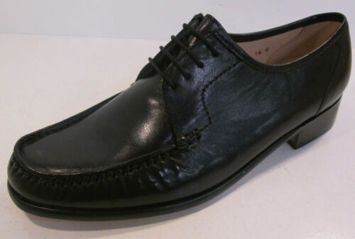 Grenson Noir Avec Lacets G Crewe 33343 Compatible Hommes Cuir By Chaussure TYvqC1w