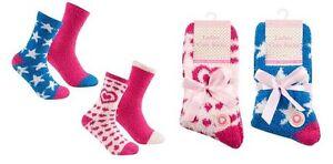 Damen Forever Dreaming 2pk Flauschig Kuschelig Socken 2 Design 41b399 Schrecklicher Wert Damenmode