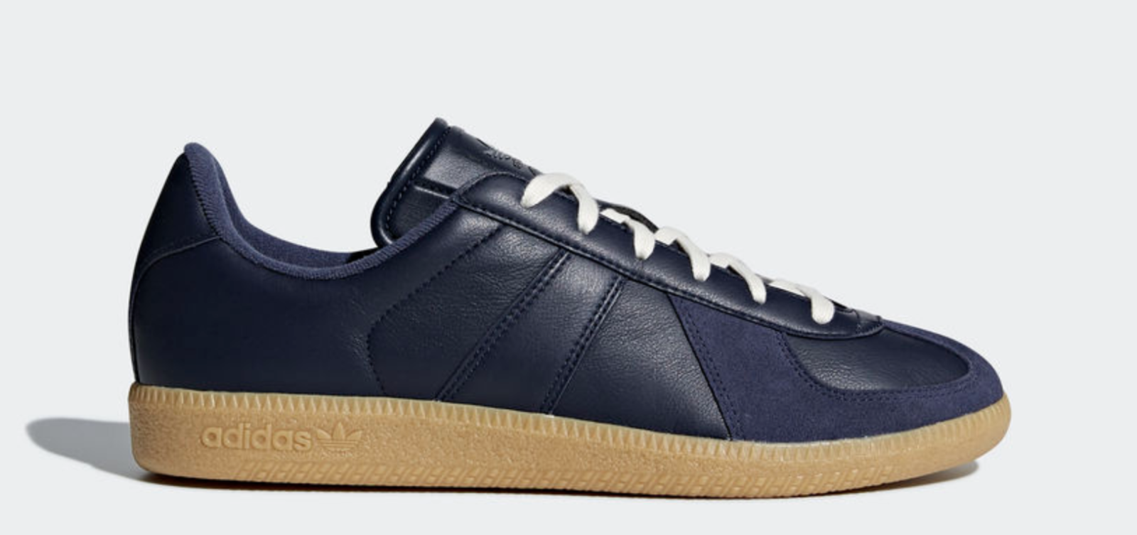 NEW adidas Originals BW ARMY SHOES CQ2756 Navy bluee Gum shoes Sneakers