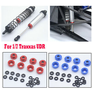 For 1/7 Traxxas UDR Shock Absorbers Damper Al-Alloy Cover