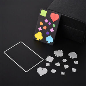 Poker-Playing-Cards-Cutting-Dies-Stencils-DIY-Scrapbook-Album-Card-Making-Craft