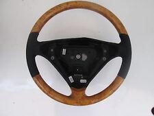 Mercedes Benz R171 SLK Lenkrad Leder mit Holz A1714600203 Holz/Leder