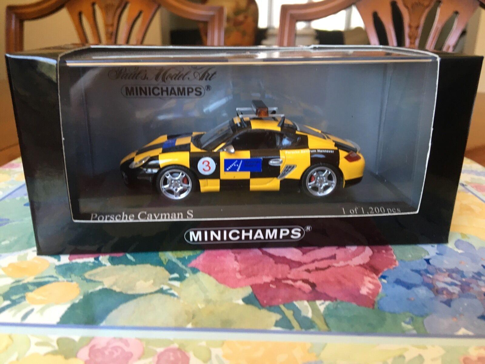 Minichamps Porsche Cayman Cayman Cayman (987), Hannover
