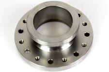 Vakuum-Schraubflansch DN63 Edelstahl Vacuum Screw flange stainless steel