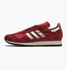 adidas-NEW-YORK-Sizes-8-11-5-Burgundy-RRP-80-BNIB-BB1189-RARE