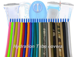 Hydration-pack-drink-tube-insulated-hose-cover-sleeves-for-Camelbak-Osprey