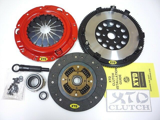 Stage 1 Smooth Power Clutch Kit W   Flywheel For Mx