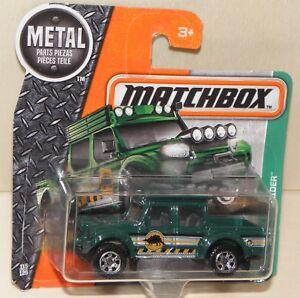 Matchbox-SWAMP-RAIDER-Sumpf-Fahrzeug-Ladeflaeche-Expedition-MBX-Explorers-NEU