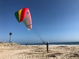 USED-Ozone-Slalom-19-Power-Glider-for-Paramotor-Powered-Paraglider-Experts