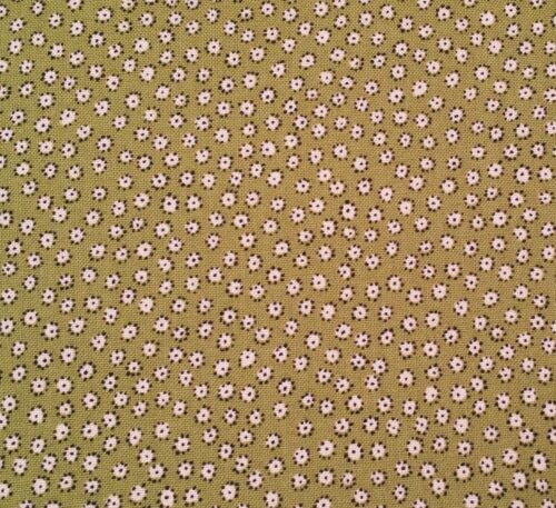 Maharaja Judy Martin Quilting Treasure BTY Deep Citron Green