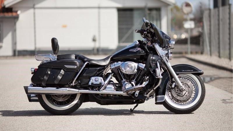 Harley-Davidson, FLHRC Road King Classic, ccm 1449