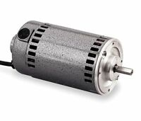 Dayton Universal Ac/dc Open Motor 1 Hp 10,000 Rpm 115v Rotation Ccw Model 2m191