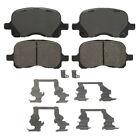 Disc Brake Pad Set-QuickStop Disc Brake Pad Front Wagner ZD741