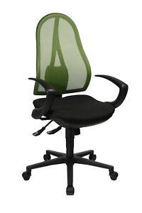 Bürostuhl Schreibtischstuhl Gamer Drehstuhl Topstar Open Point SY schwarz B-Ware