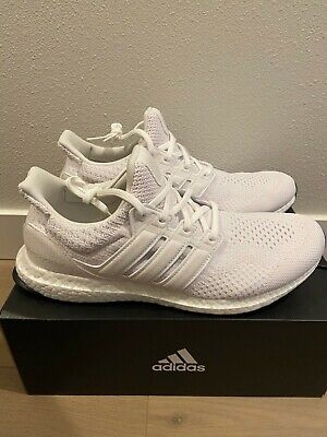 Adidas Ultraboost 5.0 DNA Triple White FY9349 Mens Authentic | eBay