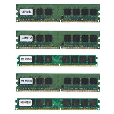 1GB 2GB DDR2 553//667//800Mhz PC2-4200//5300//6400S SODIMM 200Pin Laptop Memory RAM