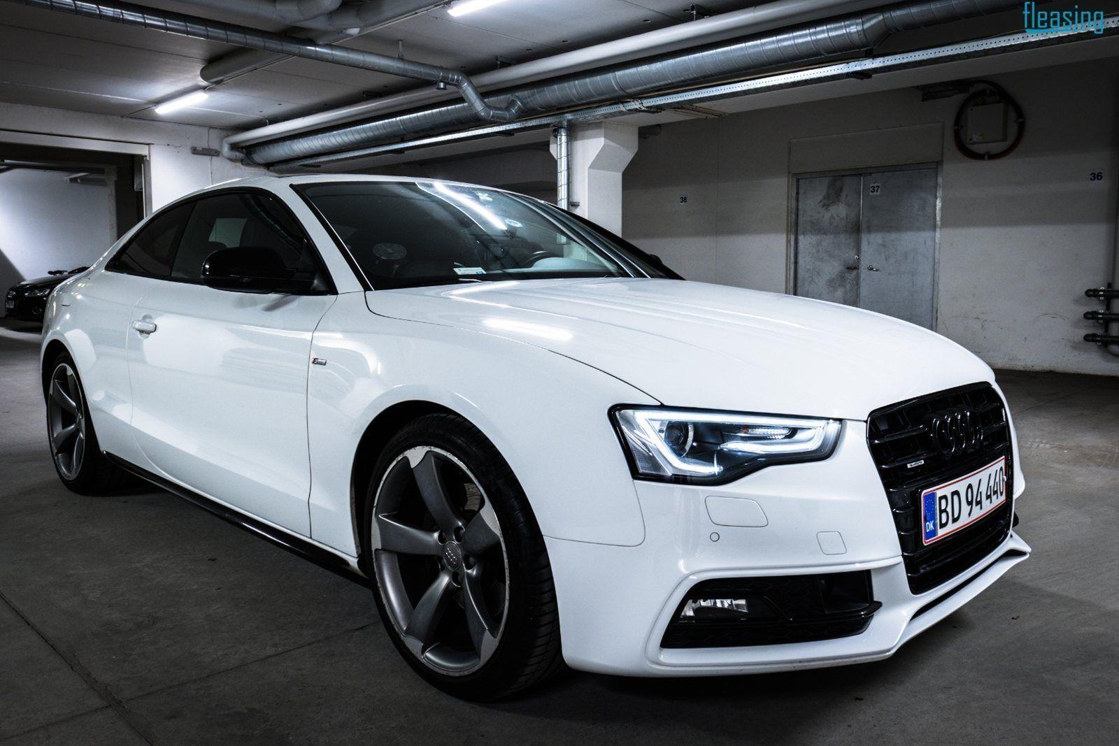 Audi A5 3,0 TDi 245 Coupé quattro S-tr. 2d - 389.800 kr.