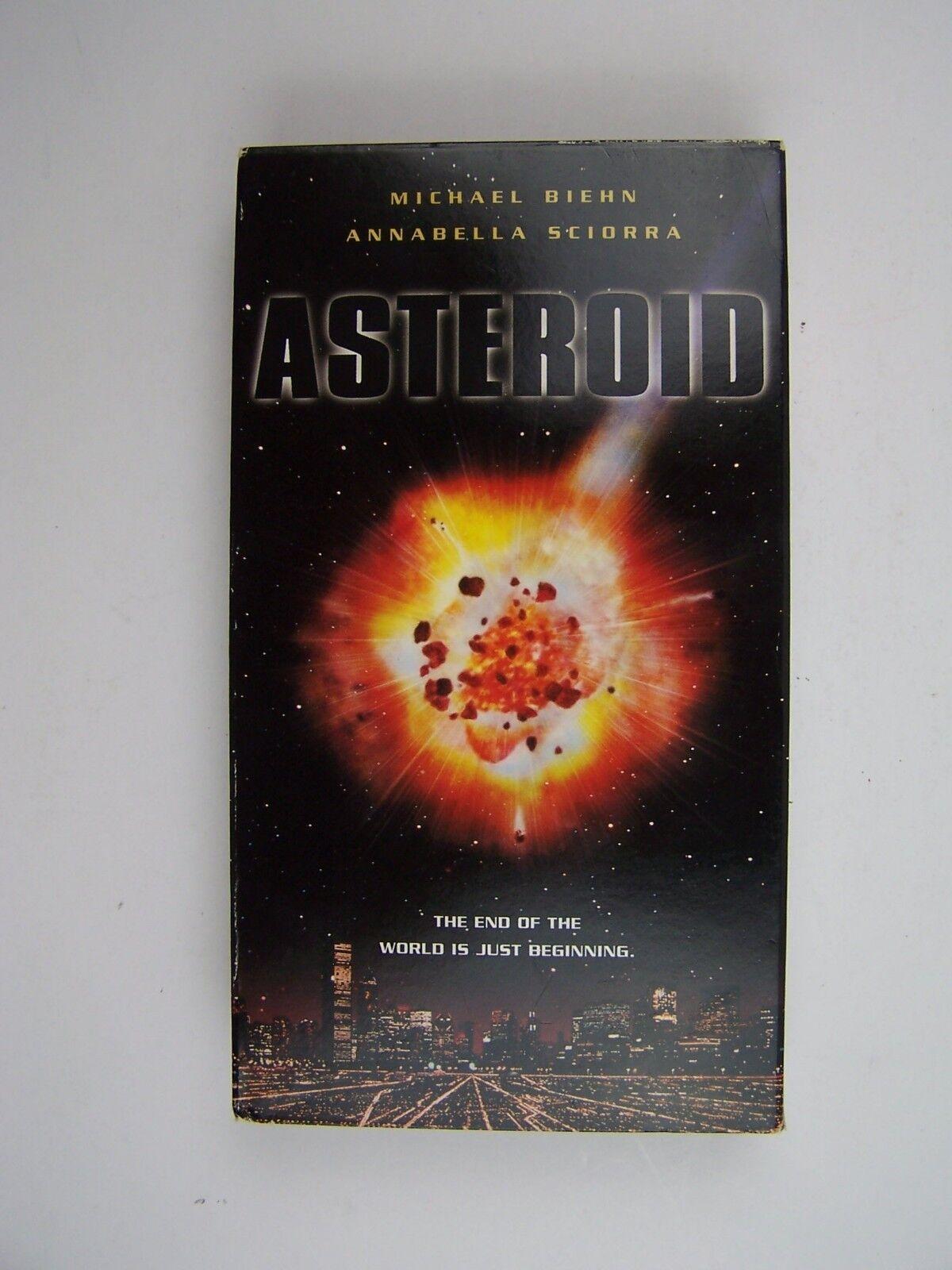 Asteroid VHS Michael Biehn, Annabella Sciorra 122360512