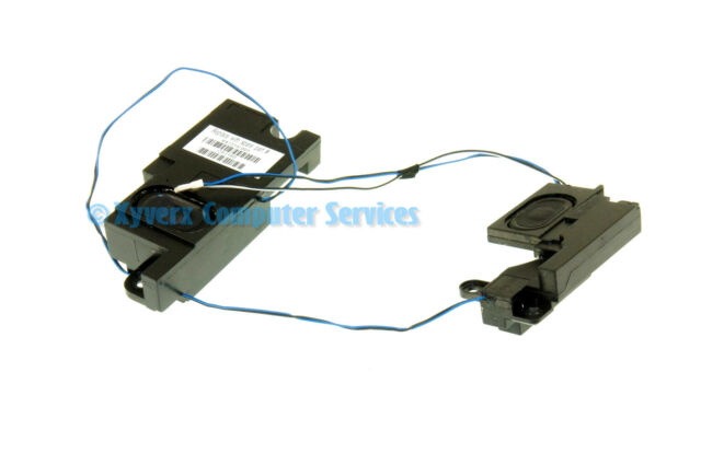 LEFT CQ60-400 CQ60-419WM CA17 496829-001 GENUINE  HP SPEAKER KIT RIGHT