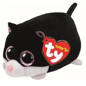 Ty-Beanie-Babies-42219-Teeny-Tys-Cara-the-Cat