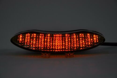 LED Brake Tail Light with Turn Signal Smoke for Triumph 2005-2010 Daytona 675